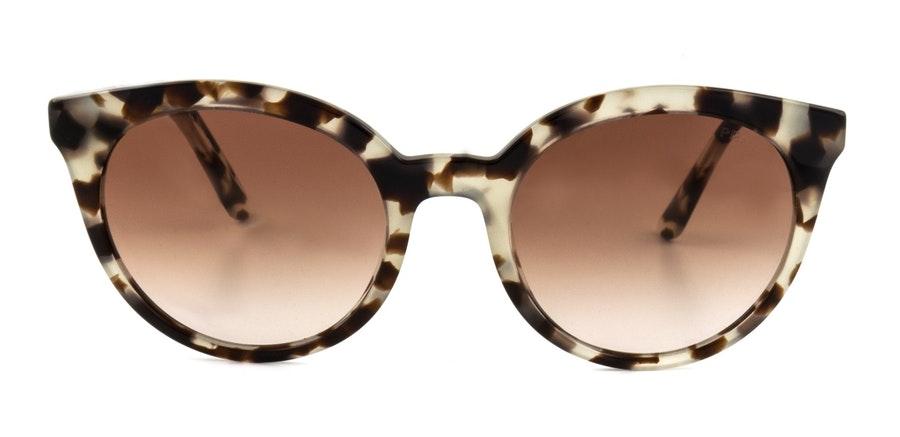 Prada PR 02XS Women's Sunglasses Pink/Beige