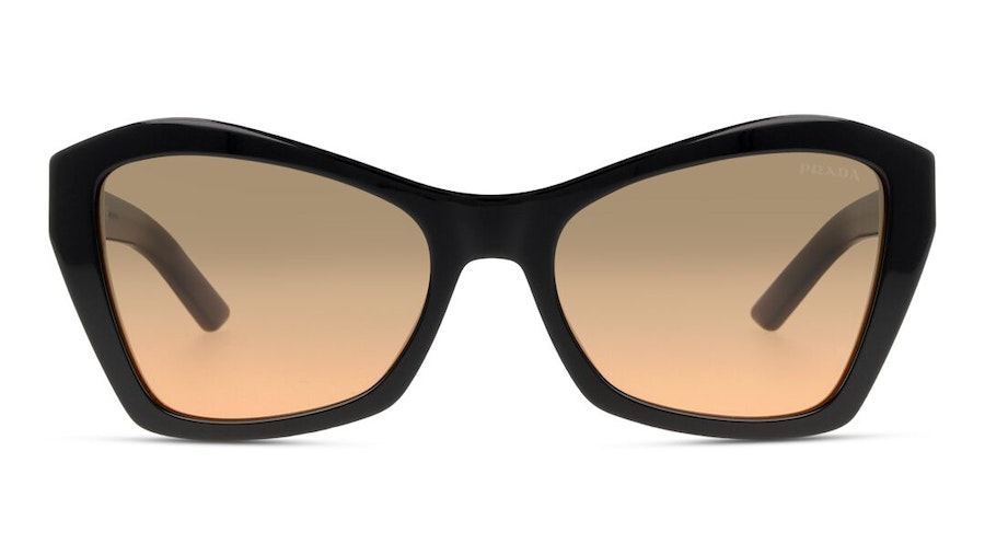 Prada PR07XS Women's Sunglasses Grey/Black