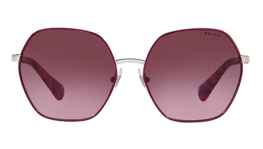 Ralph by Ralph Lauren RA 4124 Women's Sunglasses Blue/Silver