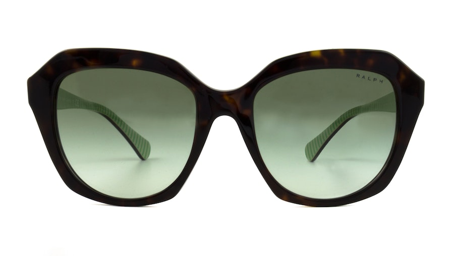 Ralph by Ralph Lauren RA 5255 Women's Sunglasses Green/Tortoise Shell
