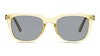 Prive Revaux Dean Unisex Sunglasses Grey/Transparent
