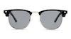 Prive Revaux Headliner Unisex Sunglasses Grey/Black