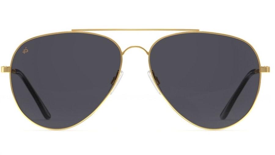 Prive Revaux Cali Unisex Sunglasses Grey/Gold