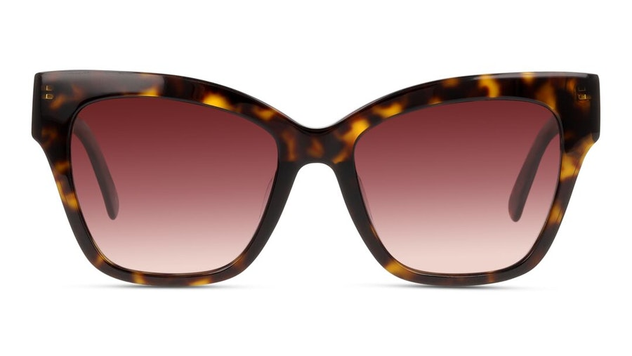 Longchamp LO 650S Women's Sunglasses Brown/Tortoise Shell
