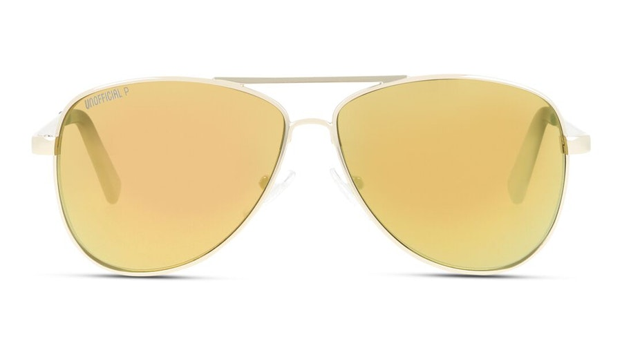 Unofficial Kids UNSK0007P Children's Sunglasses Gold/Gold