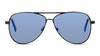 Unofficial Kids UNSK0007P Children's Sunglasses Blue/Black