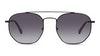 CK Jeans CKJ 20107SGV Men's Sunglasses Grey/Black