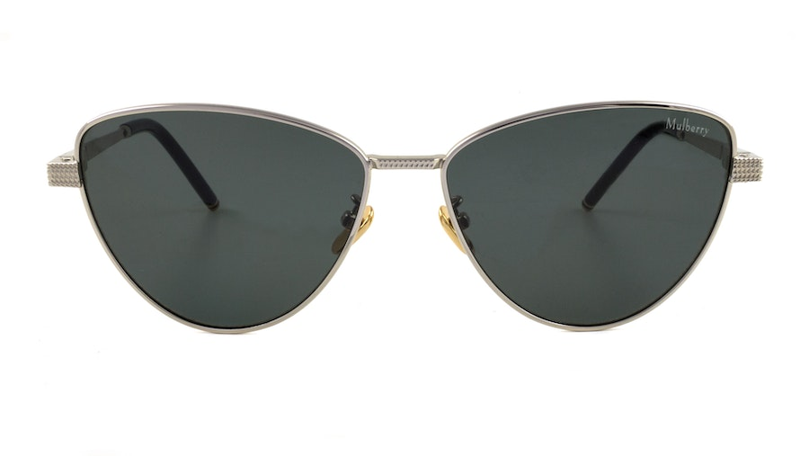 Mulberry SML 039 Women's Sunglasses Grey/Gold