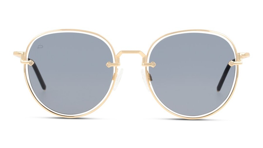 Prive Revaux Escobar Unisex Sunglasses Grey/Gold