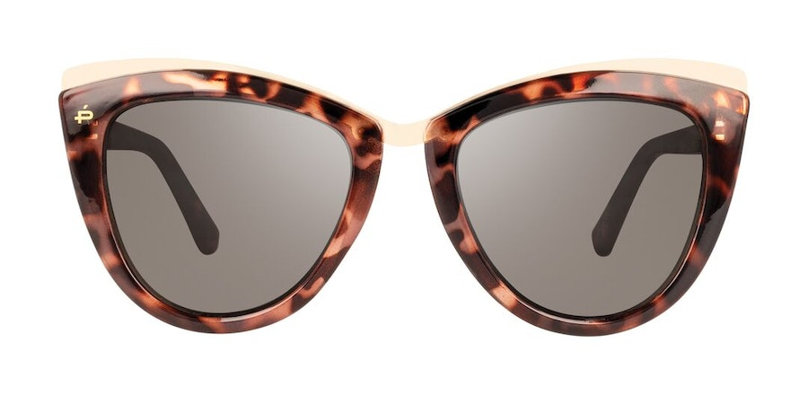 Prive Revaux Celeste by Dove Cameron Women's Sunglasses Grey/Pink