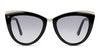 Prive Revaux Celeste by Dove Cameron Women's Sunglasses Grey/Black