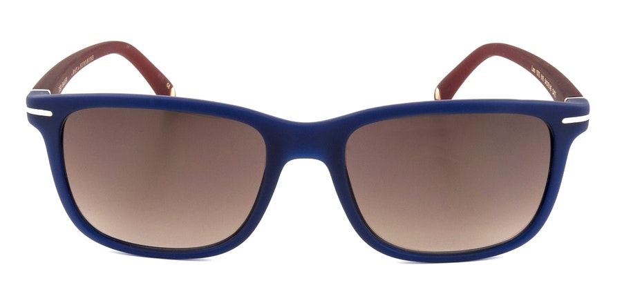 Ted Baker Lars TB 1572 Men's Sunglasses Brown/Navy