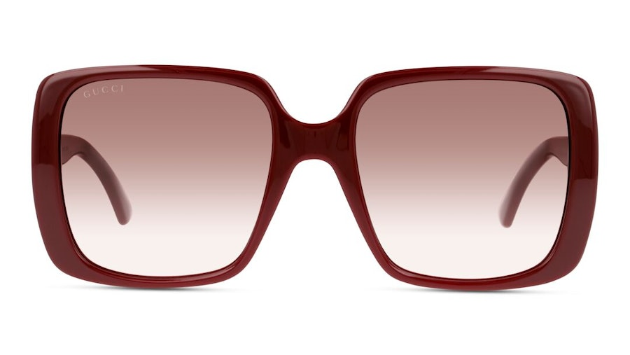 Gucci GG 0632S Women's Sunglasses Red/Red