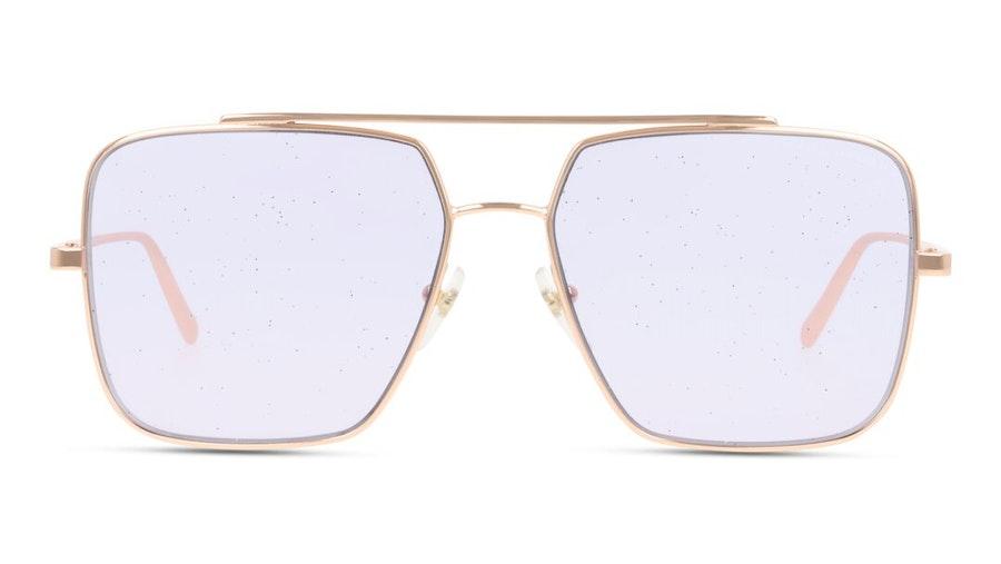 Marc Jacobs MARC 486/S Women's Sunglasses Blue/Gold