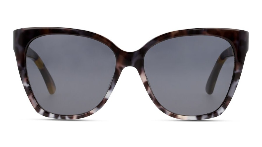 Moschino MOS 066/S Women's Sunglasses Grey/Havana