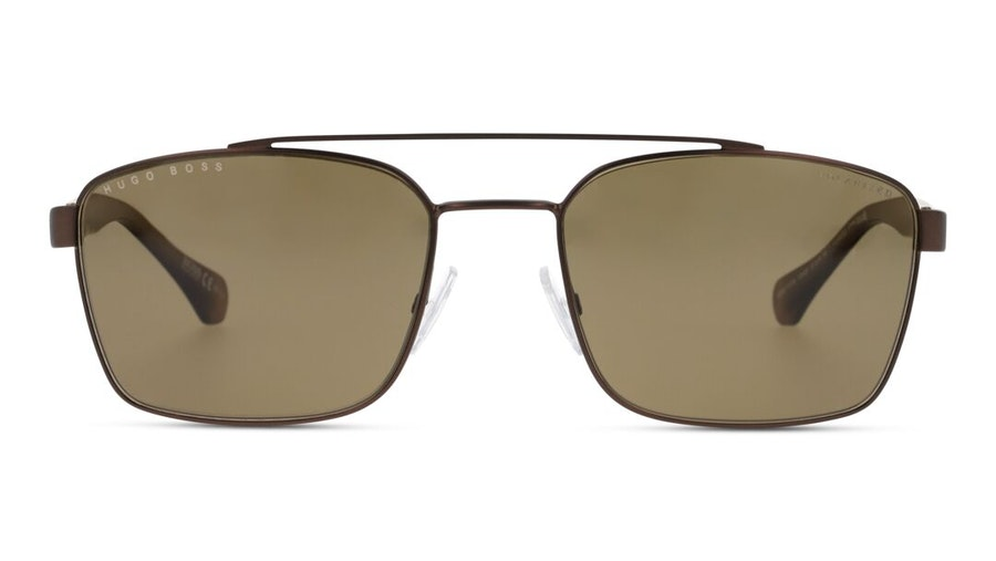 Hugo Boss 1117/S Men's Sunglasses Brown/Brown