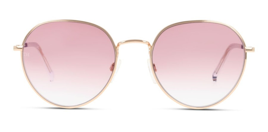 Tommy Hilfiger TH 1711/S Women's Sunglasses Pink/Gold