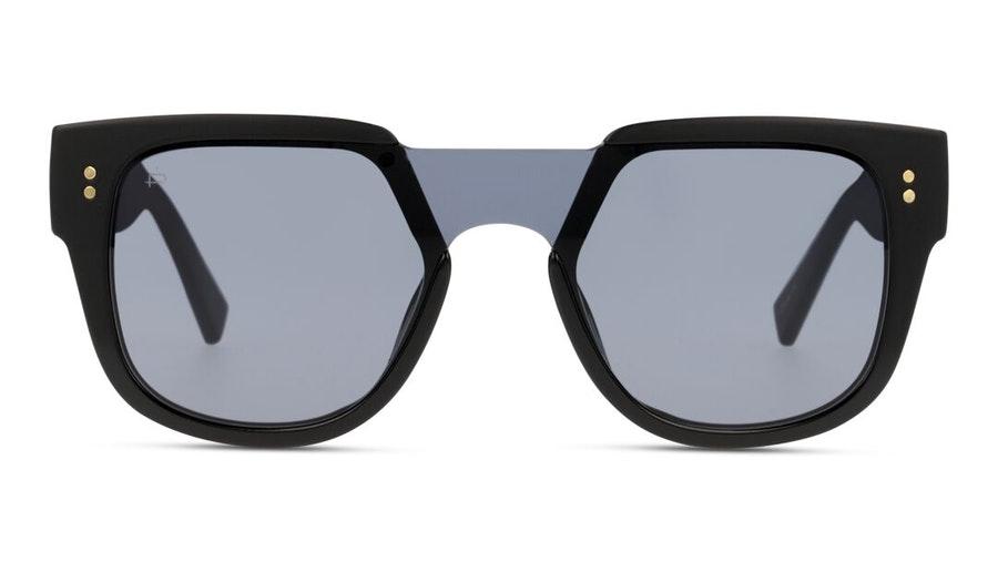 Prive Revaux Love Valentina by Adriana Lima Unisex Sunglasses Grey/Black
