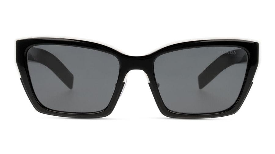 Prada PR14XS Women's Sunglasses Grey/Black