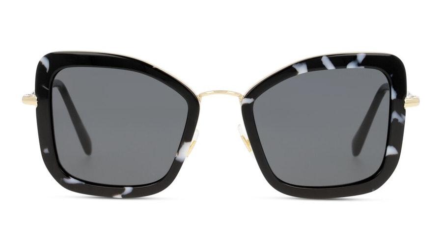Miu Miu MU 55VS Women's Sunglasses Grey/Black