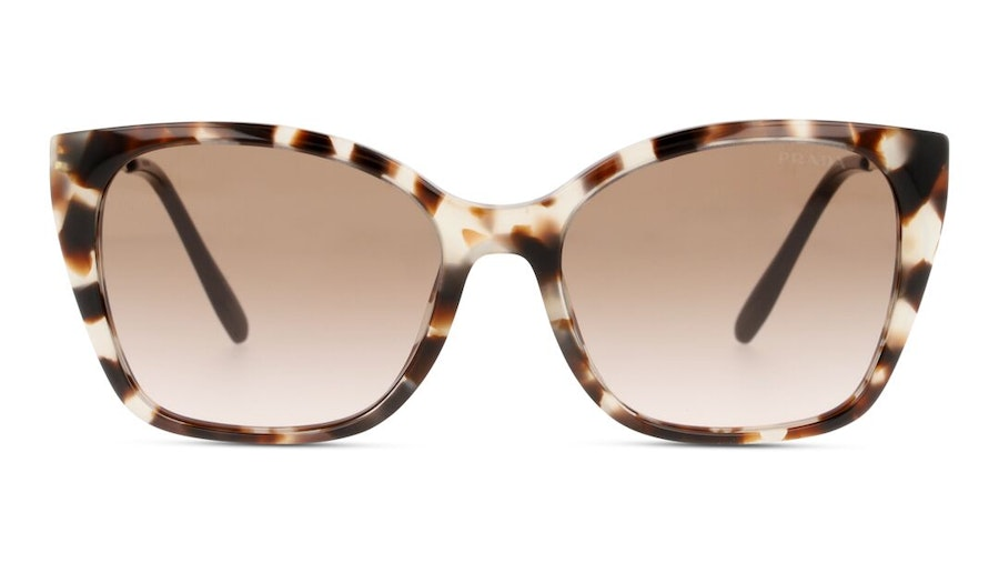 Prada PR12XS Women's Sunglasses Brown/Havana