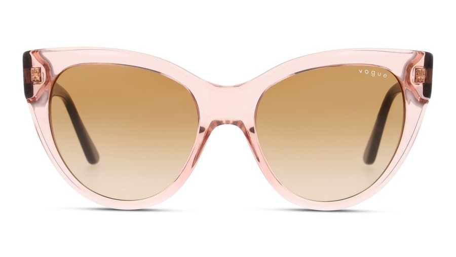 Vogue VO 5339S Women's Sunglasses Brown/Pink