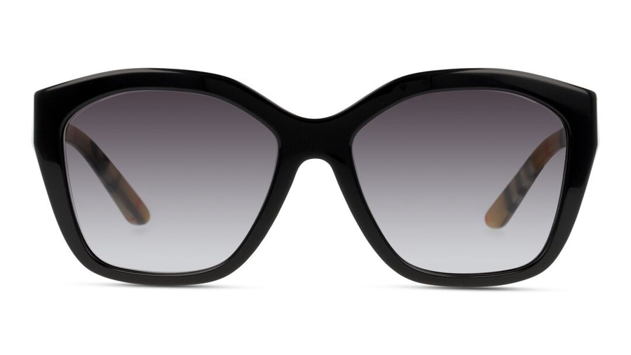 Burberry BE 4261 Women's Sunglasses Grey/Black