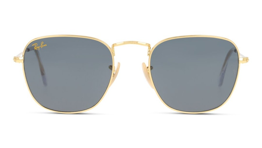 Ray-Ban RB 3857 Unisex Sunglasses Grey/Gold