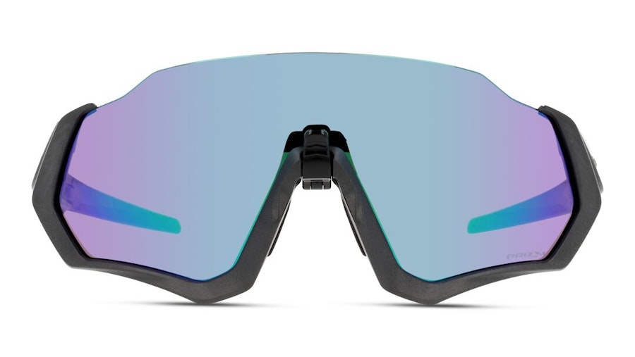 Oakley Flight Jacket OO9401 Men's Sunglasses Violet/Black