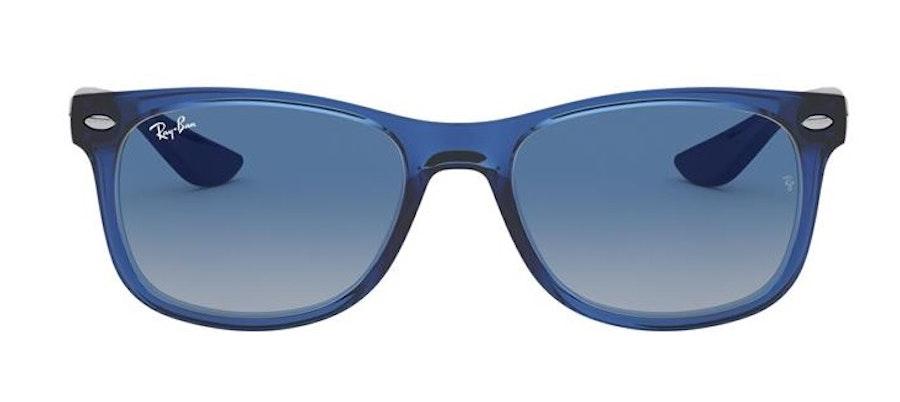 Ray-Ban Juniors RJ 9052S Children's Sunglasses Blue/Blue
