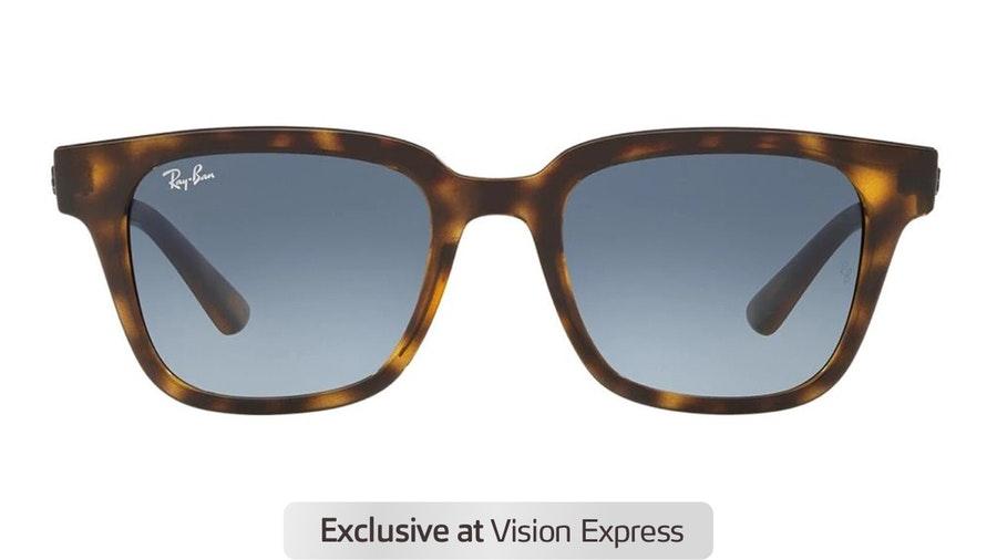 Ray-Ban RB 4323 Men's Sunglasses Blue/Tortoise Shell