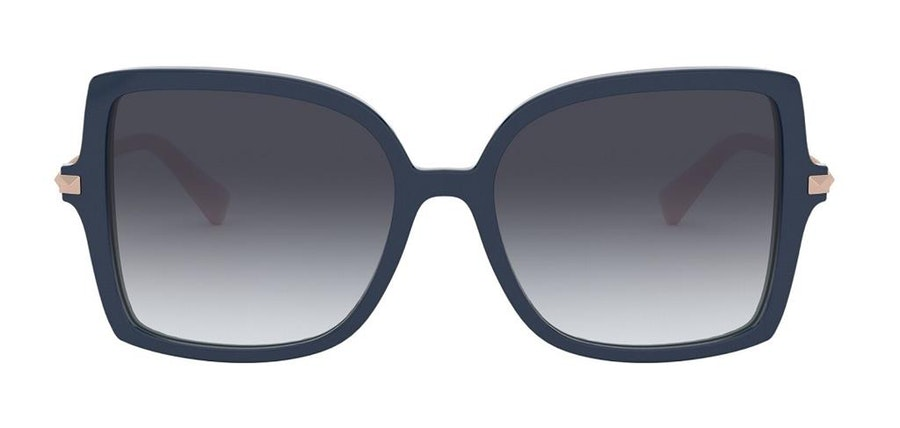 Valentino VA 4072 Women's Sunglasses Grey/Blue