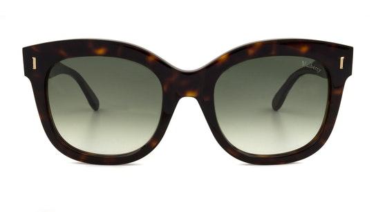SML 001 Women's Sunglasses Green / Tortoise Shell