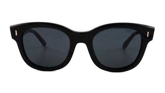 SML 002 Women's Sunglasses Grey / Black