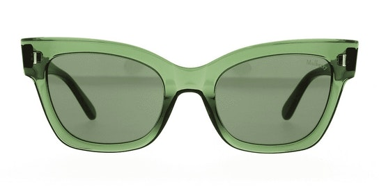 SML 003 Women's Sunglasses Green / Green