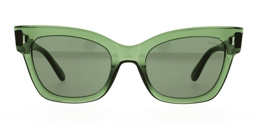 Mulberry SML 003 (0G33) Sunglasses Green / Green