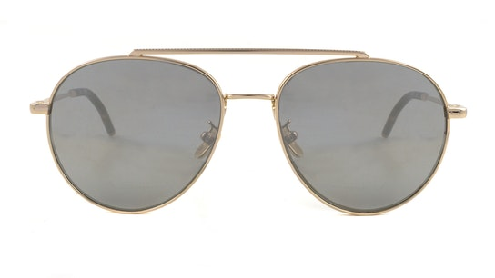 SML 009 Women's Sunglasses Grey / Gold
