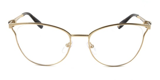 VML 0028S Women's Glasses Transparent / Pink
