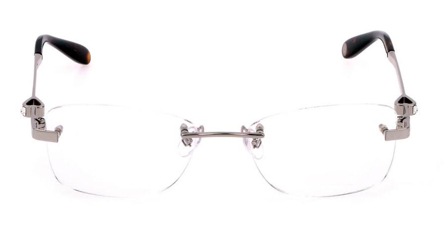Mulberry VML 031S Women's Glasses Silver