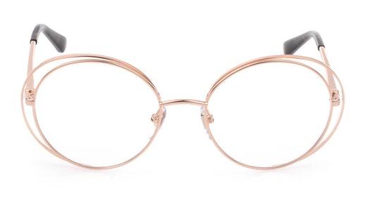 VNR 233 Women's Glasses Transparent / Gold