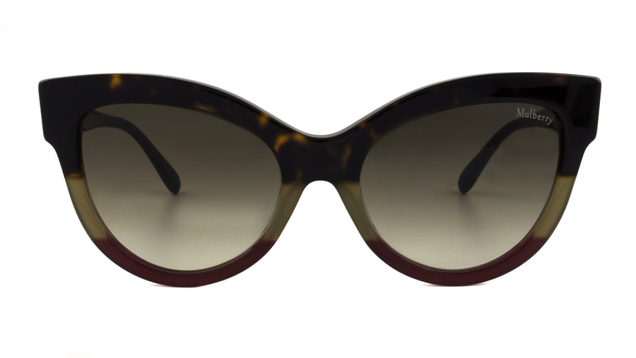 Mulberry SML 032 (722) Sunglasses Brown / Tortoise Shell