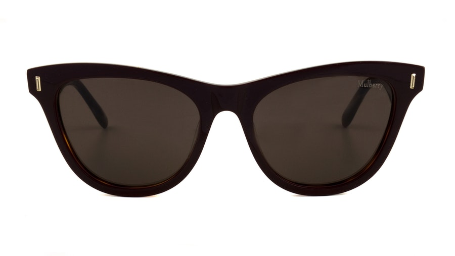 Mulberry SML 035 Women's Sunglasses Brown / Red