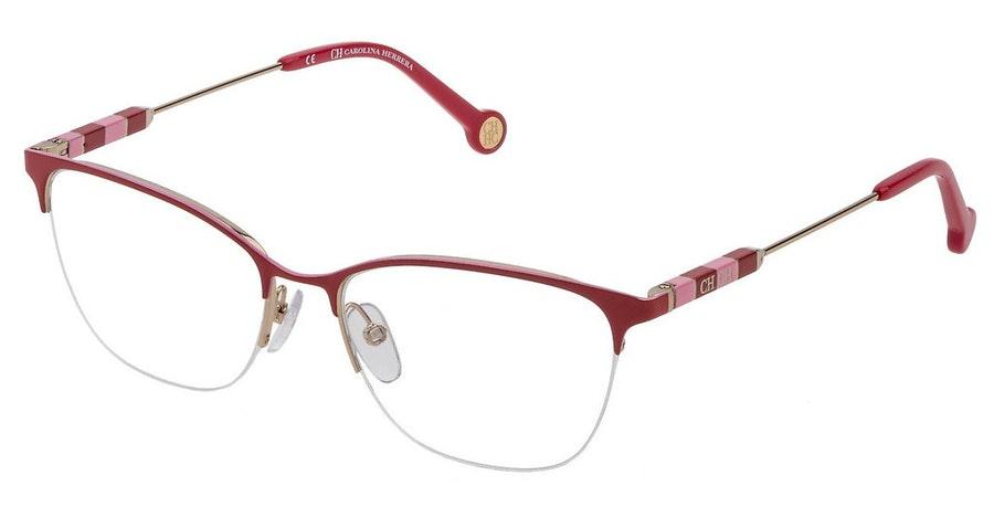 Carolina Herrera VH E163 (0H33) Glasses Gold