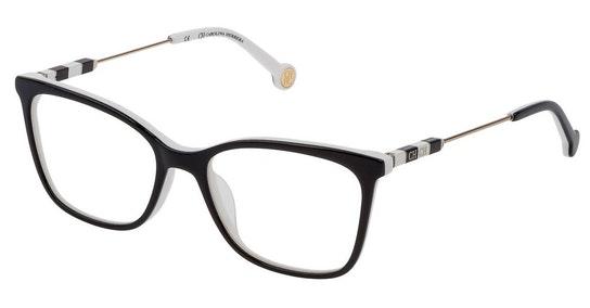 VH E846 Women's Glasses Transparent / Black