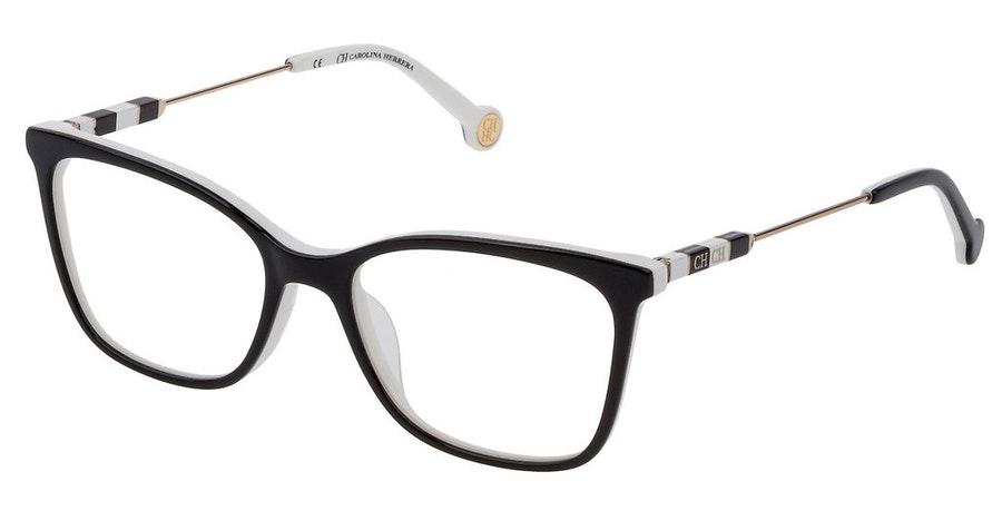 Carolina Herrera VH E846 (6X1) Glasses Black