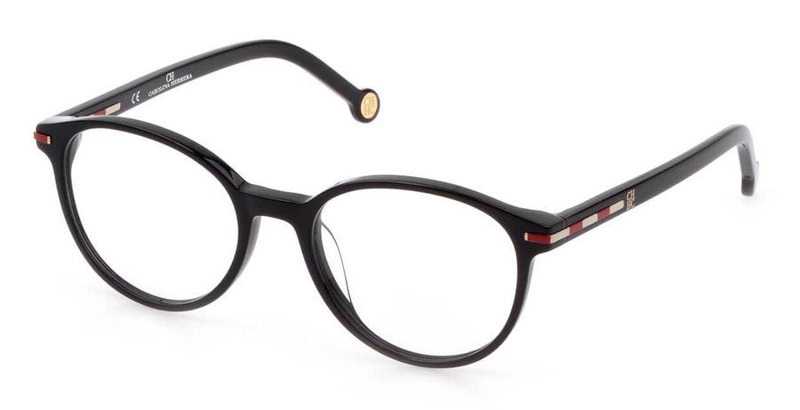 Carolina Herrera VH E849 (0700) Glasses Black