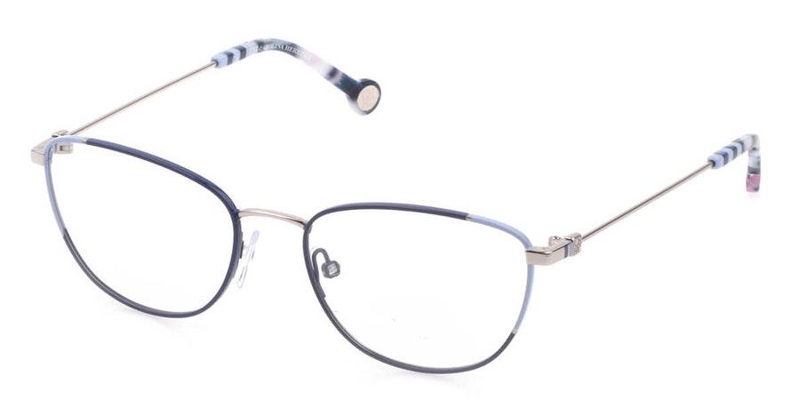 Carolina Herrera VH E166L (0514) Glasses Silver