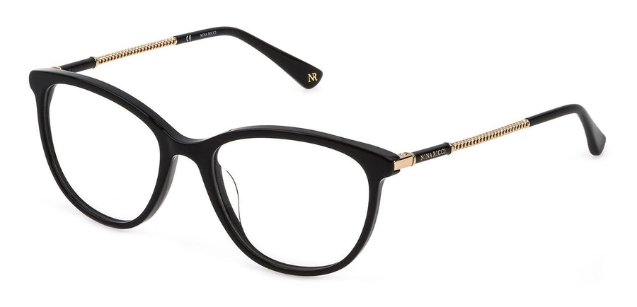 Nina Ricci VNR 255 (0700) Glasses Black