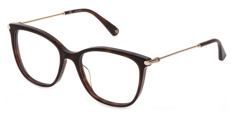 Nina Ricci VNR 257 (0752) Glasses Tortoise Shell