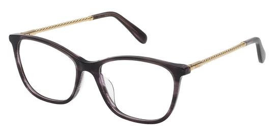 VML 125 Women's Glasses Transparent / Violet